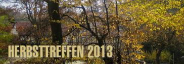 Herbsttreffen 2013