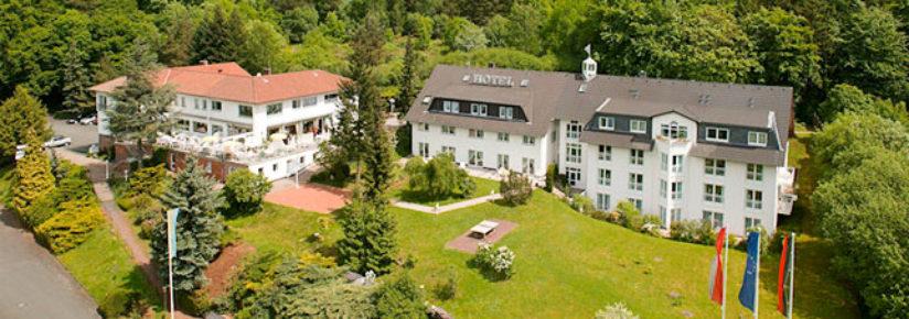 Das Hotel fürs Sommertreffen 2016