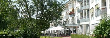Ansicht Residenz-Hotel in Recklinghausen